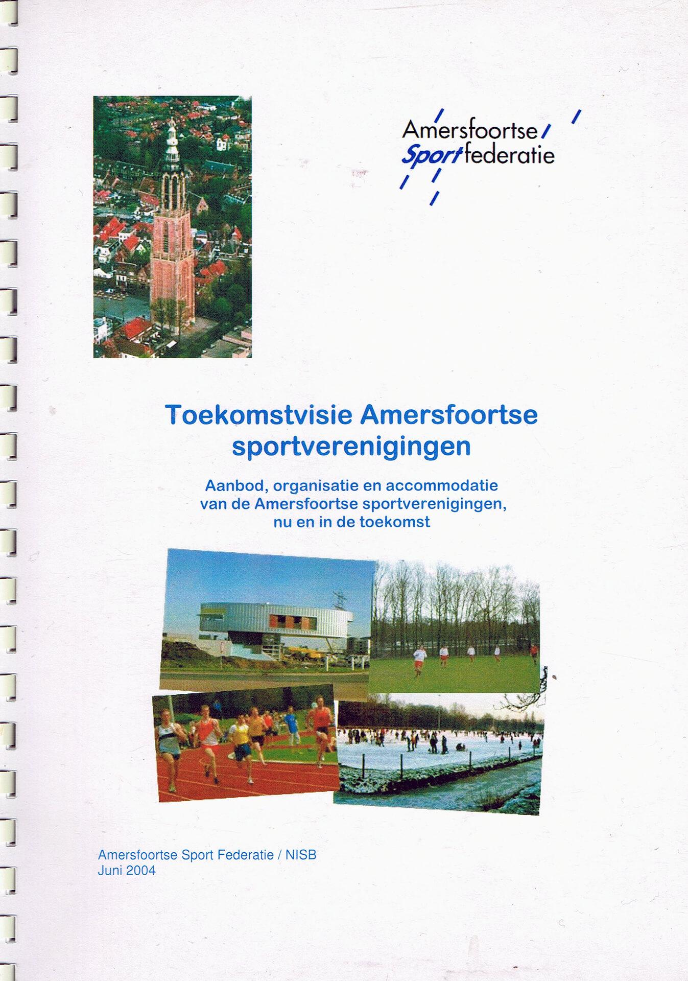 2004 toekomstvisie sport Amersfoort
