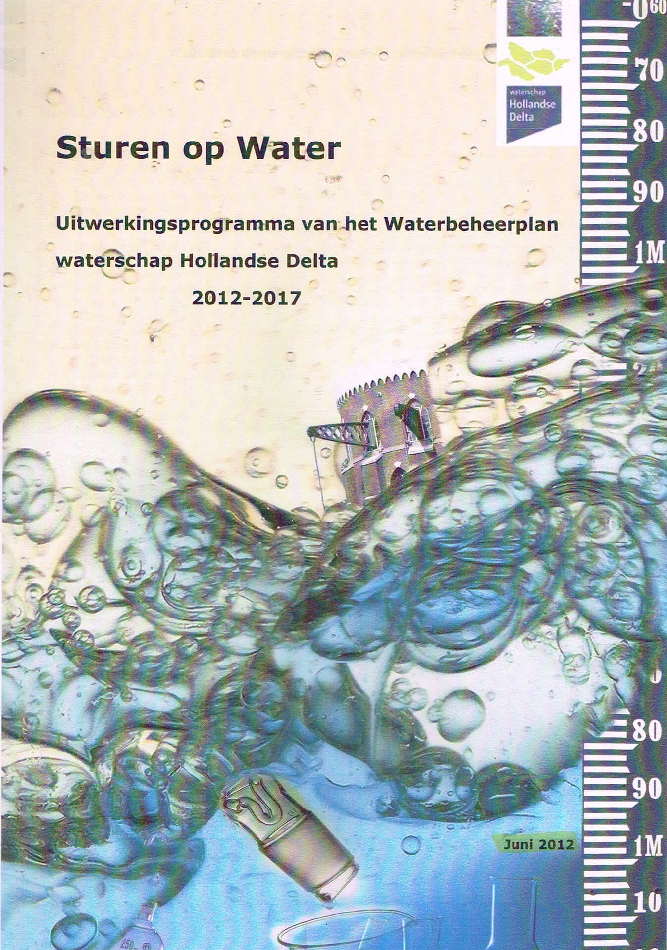 Sturen op water Hollandse Delta