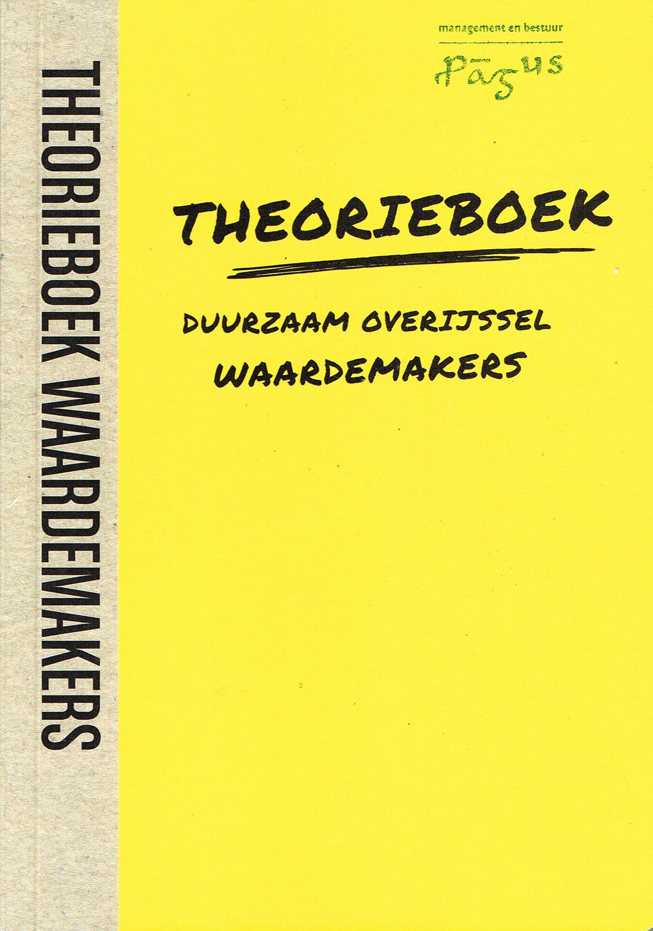 Theorieboek Waardemakers